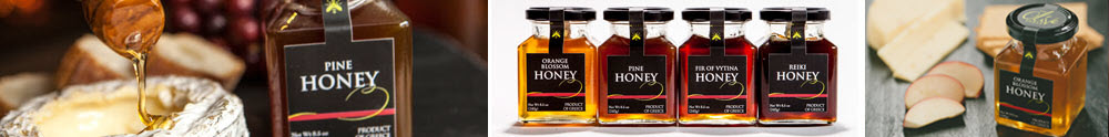 Gourmet Greek Honey