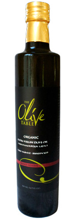 Organic Olive Oil - Extra Virgin Olive Oil